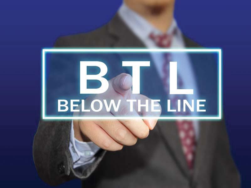 آشنایی با تبلیغات BTL